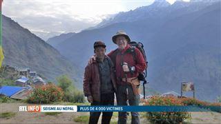 Le Liégeois Jean-Claude se considère comme un miraculé et raconte son cauchemar au Népal- Si je n'avais été paracommando et marathonien, je serais mort (photos) 3