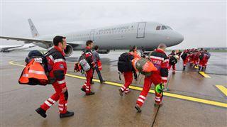 L'équipe B-Fast à nouveau empêchée de se rendre à Katmandou- la mission belge risque d'être annulée 2