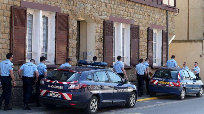 Enlèvement de Berenyss- l'homme arrêté a la cinquantaine et est suspecté d'enlèvement, séquestration et agression sexuelle 1