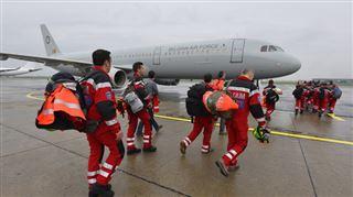 L'avion de B-Fast a pu décoller et est en route vers Katmandou 3