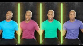 Superbe - il chante toutes les chansons des 5 albums de Beyonce en 4 minutes ! (vidéo) 28