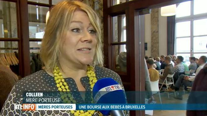 Polémique autour d'une bourse de mères porteuses à Bruxelles- qui sont ces femmes ? 1
