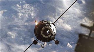 Un énorme cargo spatial russe en route vers la Terre- l'endroit de sa chute rév