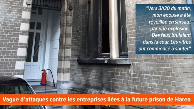 Ils appellent à prendre des gardiens de prison en otage ou poser des bombes sur les chantiers- Philémon serait la dernière victime des anarchistes de Bruxelles 1