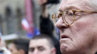 Jean-Marie Le Pen suspendu du Front National 5