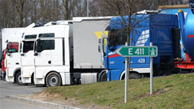 Record de PV pour les poids-lourds- une infraction est particulièrement répandue chez les chauffeurs 1
