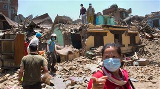 Tremblement de terre- les Chinois s'apprêtent à mettre la main sur le Népal 4