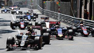GP de Monaco- course neutralisée après le gros accident de Max Verstappen (vidéo) 2