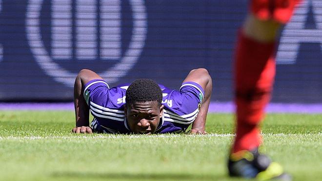 Anderlecht bat La Gantoise... pour rien 1