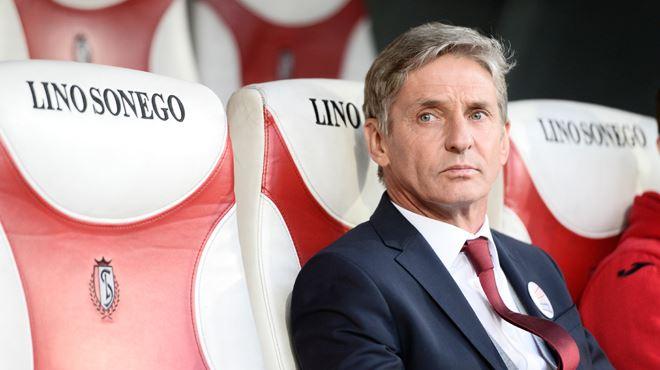 José Riga quitte le Standard 1