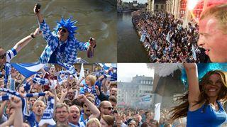 L'accueil grandiose des supporters à Gand- voici comment ils ont fêté le titre (photos) 4