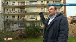 Histoire à dormir debout- Pascal et françois se croient propriétaire d'un appartement qui n'est pas le leur (vidéo) 3