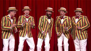 Sting et Jimmy Fallon chantent Roxanne comme vous ne l'avez jamais entendu (vidéo) 15