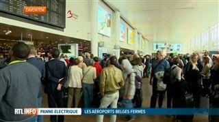 Panne chez Belgocontrol- 400 lits installés à Brussels Airport, encore des retards dans les jours à venir 4