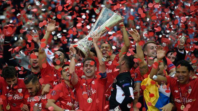 Europa League- Séville s'offre un 2e doublé historique (vidéo) 1