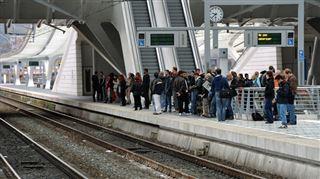 Grève à la SNCB- voici les lignes les plus touchées 2