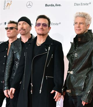 Le groupe U2 endeuillé- Nous avons perdu un membre de notre famille. On est sous le choc 2