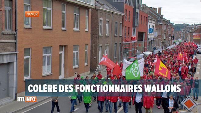 Pourquoi les syndicats s'en prennent-ils désormais au gouvernement wallon? 3