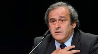 Platini s'exprime pour la première fois sur le scandale à la FIFA- J'ai demandé à Blatter de démissionner 3