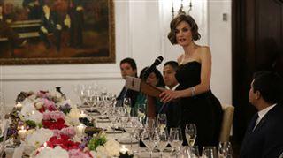 La reine Letizia fait dans la dentelle 16