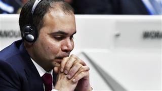 Sepp Blatter réélu président de la FIFA- le Prince Ali s'est finalement retiré 4