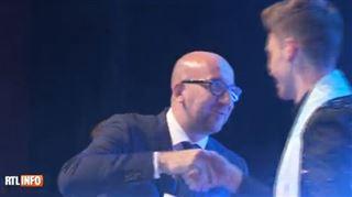 Charles Michel membre du jury de Mister Gay en Flandre 2