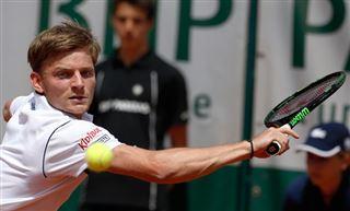 Largement battu par Chardy, Goffin quitte Roland-Garros et manque une rencontre de prestige 2