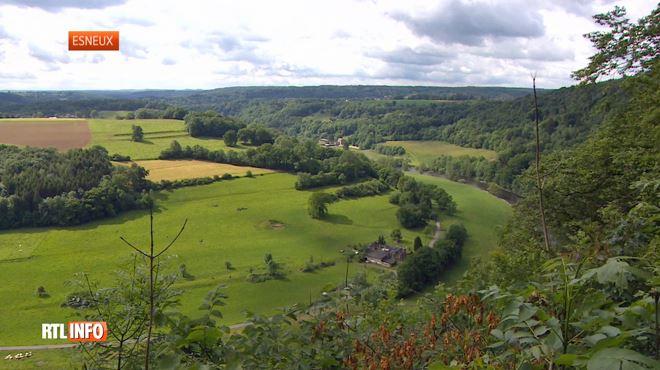 La Wallonie a décerné son premier label Grand Site Paysager- cette zone verte d'Esneux est désormais protégée (vidéo) 1
