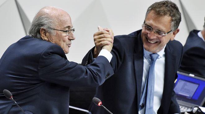 Rebondissement à la FIFA- le bras droit de Sepp Blatter a transféré des millions de dollars 1
