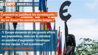 Les eurodéputés s'offrent 1500€ de plus par mois pour leur équipe et personne n'en parle? 2