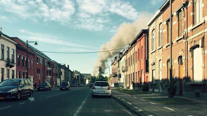 Dramatique incendie dans une immeuble à kots de Mons- un mort 1