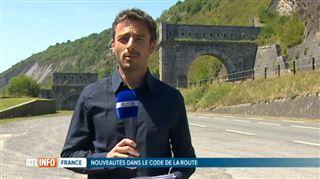 Vous comptez partir en vacances en France? Attention, le code de la route a changé (vidéo) 3