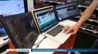Trois Carolos inventent un appareil permettant de démultiplier l'écran de votre ordinateur (vidéo) 5