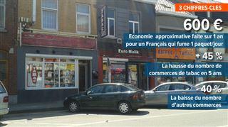 Quiévrain, ville frontière du Hainaut et eldorado des fumeurs français- Nous sommes envahis! 4