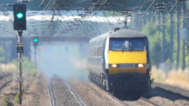 Pagaille sur le rail belge à cause de la canicule- à quoi s'attendre aujourd'hui? 1