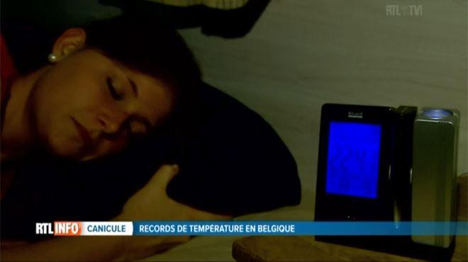 Comment s'endormir par cette chaleur? Quelques conseils pour passer une bonne nuit 1