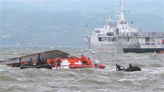Terrible naufrage aux Philippines- l'équipage et les propriétaires du ferry inculpés de meurtre 5
