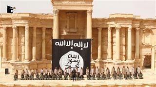 L'EI diffuse une vidéo montrant une exécution de masse dans la cité antique de Palmyre 4