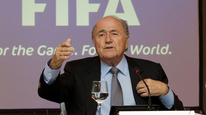 Blatter avoue enfin- Il y a eu des interventions politiques dans l'attribution des Coupes du monde 2018 et 2022 1