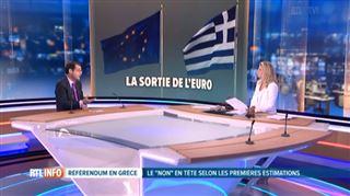 Peut-on claquer la porte aux Grecs? Non, on devra les aider, leur économie est incapable de rembourser la dette 2