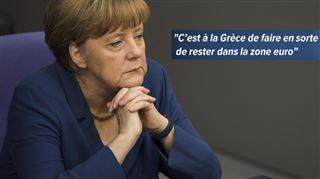 Ferme et inflexible, l'Allemagne dit non aux Grecs 3