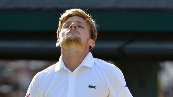 Wimbledon- David Goffin éliminé sans pour autant démériter 1