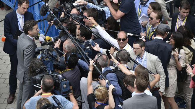 L'Eurogroupe est déjà terminé- les Grecs seraient venus sans nouvelles propositions 1