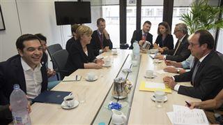Volonté politique de la zone euro de donner une nouvelle chance à la Grèce- sur la route d'un accord viable? 3