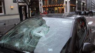 Plusieurs voitures vandalisées dans la même rue à Marcinelle- Madison, 19 ans, est dégoûtée, d'autant plus que je n'ai pas d'Omnium 2