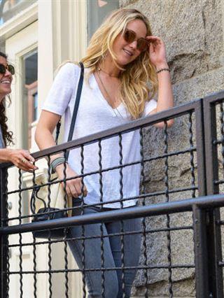 Jennifer Lawrence et Chris Martin à la recherche d'un petit nid d'amour? 2