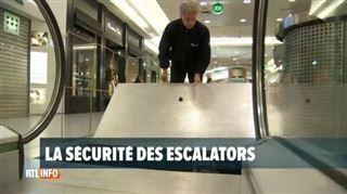 Être coincé dans un escalator, est-ce possible en Belgique ? 2