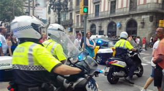 Fusillade dans un hôtel touristique de Barcelone- plusieurs blessés 2