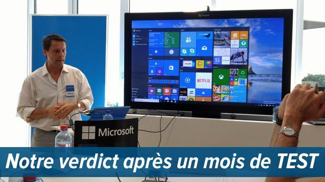 Windows 10 est disponible gratuitement depuis ce mercredi- faut-il l'installer ? 1