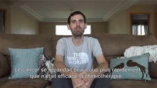 Un papa de 27 ans laisse un émouvant témoignage vidéo à sa fille avant de mourir 6